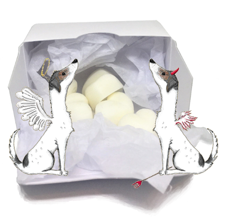 Angels & Demons Boxed Wax Malts