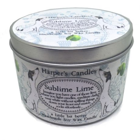 Sublime Lime Large