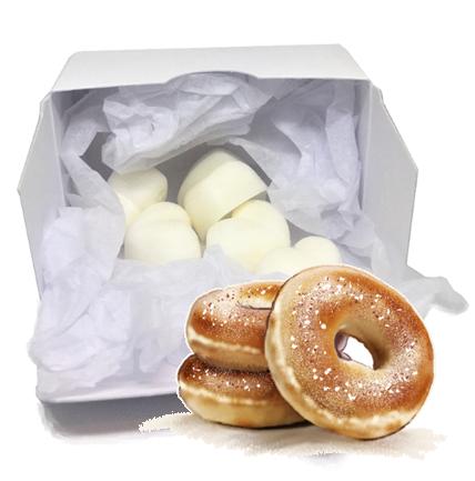 Sugar & Cinnamon Doughnut Melt