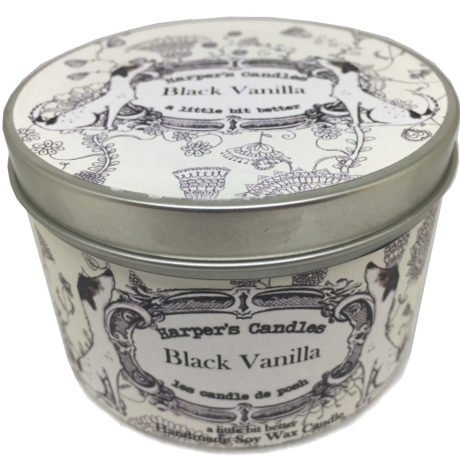 Black Vanilla Large